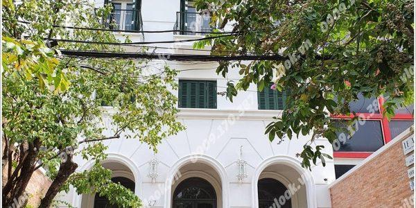 Cao ốc văn phòng cho thuê Lê Anh Space, Tống Hữu Định, Quận 2, TP.HCM - vlook.vn