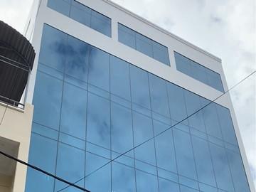 Cao ốc văn phòng cho thuê Nguyễn Gia Trí Building, Quận Bình Thạnh, TP.HCM - vlook.vn