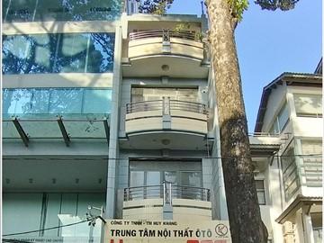 Văn phòng cho thuê Phước Hưng Building, Quận 5 - vlook.vn