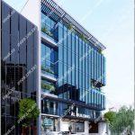 Cao ốc văn phòng cho thuê Sabay Office Phổ Quang, Quận Tân Bình, TP.HCM - vlook.vn