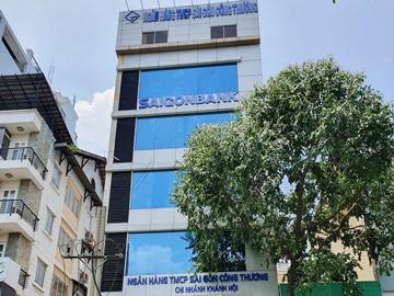 Cao ốc văn phòng cho thuê Saigonbank Building Khánh Hội, Quận 4, TP.HCM - vlook.vn