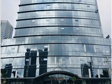 Cao ốc cho thuê văn phòng The 678 Tower, Hoàng Văn Thái, Quận 7, TPHCM - vlook.vn