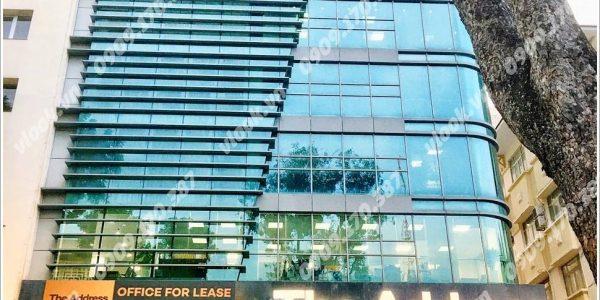 Cao ốc văn phòng cho thuê The Address Nguyễn Đình Chiểu, Quận 1 TP.HCM - vlook.vn