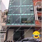 Cao ốc văn phòng cho thuê The Sun Building Nguyễn Gia Trí, Quận Bình Thạnh, TP.HCM - vlook.vn