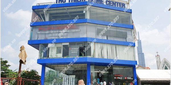 Cao ốc văn phòng cho thuê Thủ Thiêm Home Center Trần Não, Quận 2, TP.HCM - vlook.vn