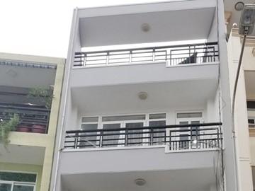 Cao ốc cho thuê văn phòng Conest Building, Cù Lao, Quận Phú Nhuận, TPHCM - vlook.vn