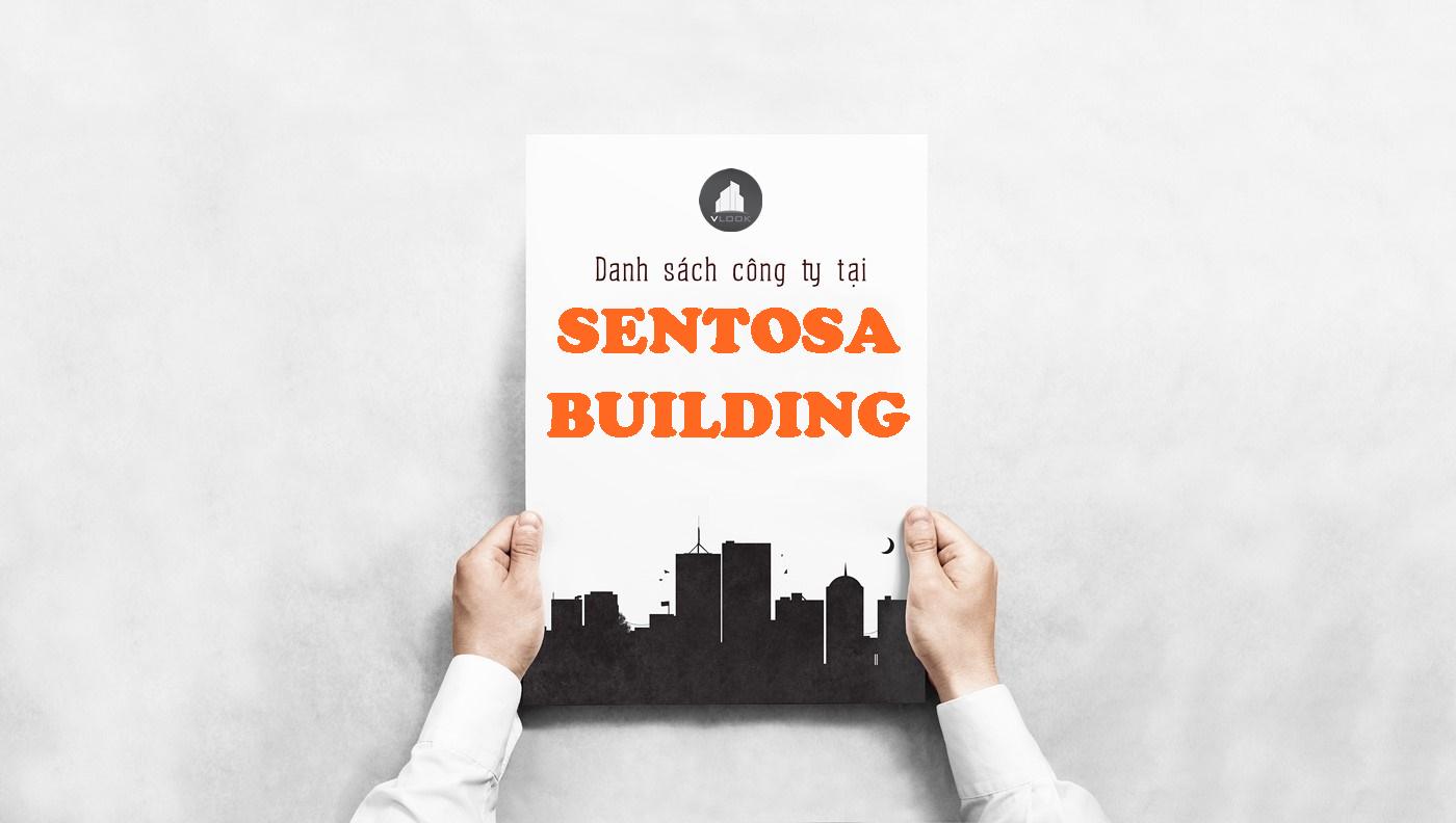 Danh sách công ty tại tòa nhà Sentosa Building, Nguyễn Văn Trỗi, Quận Phú Nhuận
