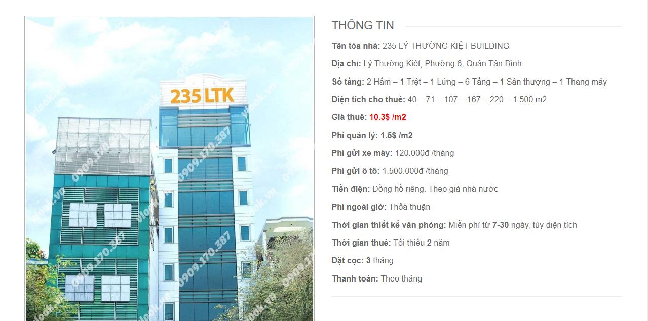 Danh sách công ty tại tòa nhà Tedi Building, Hoàng Hoa Thám, Quận Bình Thạnh