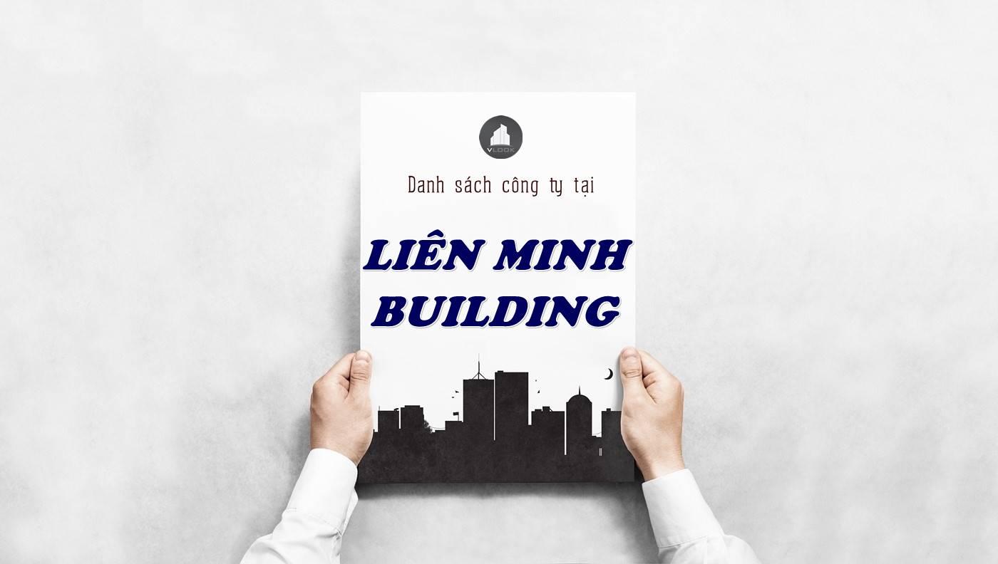 Danh sách công ty tại tòa nhà Liên Minh Building, Quận 10