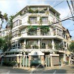 Cao ốc cho thuê văn phòng Nguyễn Cảnh Dị Building, Quận Tân Bình, TPHCM - vlook.vn