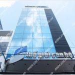 Cao ốc cho thuê văn phòng Nguyên Giáp Building, Hoàng Diệu, Quận 4, TPHCM - vlook.vn