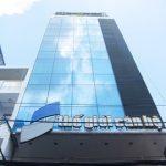 Cao ốc cho thuê văn phòng tòa nhà Nguyên Giáp Building, Hoàng Diệu, Quận 4, TPHCM - vlook.vn