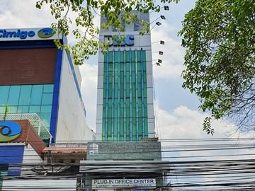 Cao ốc văn phòng cho thuê tòa nhà Plug in Office Center, Điện Biên Phủ, Quận Bình Thạnh, TPHCM - vlook.vn