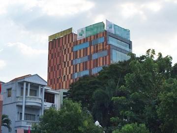 Cao ốc văn phòng cho thuê tòa nhà Sunshine Office, Nguyễn Văn Trỗi, Quận Phú Nhuận, TPHCM - vlook.vn