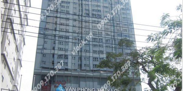 Cao ốc cho thuê văn phòng Thủy Lợi Building, Nguyễn Xí, Quận Bình Thạnh, TPHCM - vlook.vn