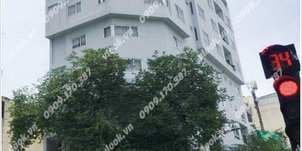 Cao ốc cho thuê văn phòng 10AB Building, Thái Văn Lung, Quận 1, TPHCM - vlook.vn