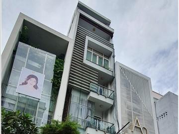 Cao ốc cho thuê Văn phòng 12 Nguyễn Văn Thủ Building, Quận 1 - vlook.vn