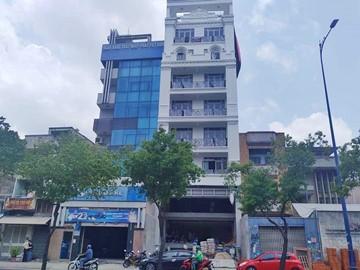 Cao ốc cho thuê Văn phòng An Tín Homes, Võ Văn Kiệt, Quận 1 - vlook.vn