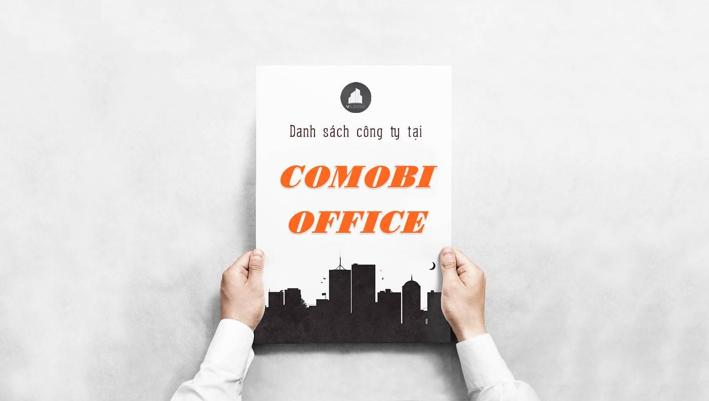 Danh sách công ty thuê văn phòng tại Comobi Office, Quận 1