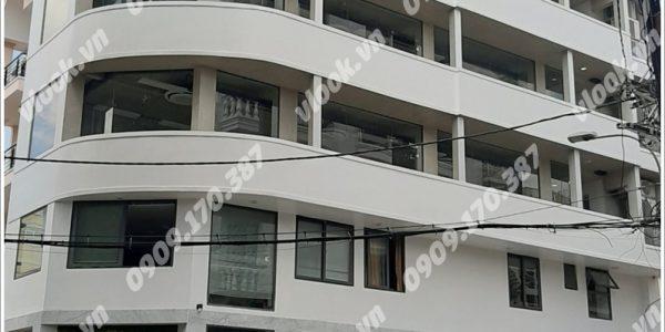 Cao ốc cho thuê văn phòng M.G Building Hoàng Kế Viêm, Quận Tân Bình, TPHCM - vlook.vn
