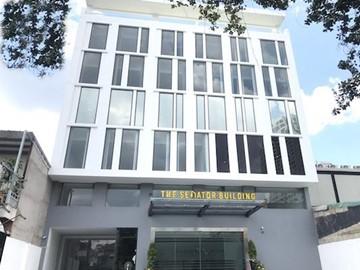 Cao ốc cho thuê văn phòng The Senator Building, Xuân Thủy, Quận 2, TPHCM - vlook.vn