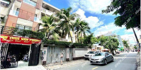 Cao ốc cho thuê văn phòng 55Bis Nguyễn Văn Thủ, Quận 1, TPHCM - vlook.vn