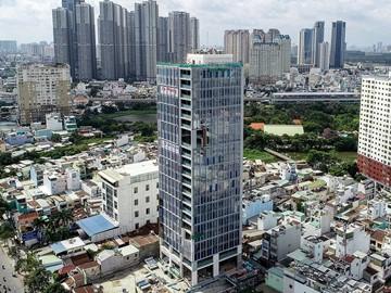 Cao ốc văn phòng cho thuê An Phong Tower, Điện Biên Phủ, Quận Bình Thạnh TP.HCM - vlook.vn