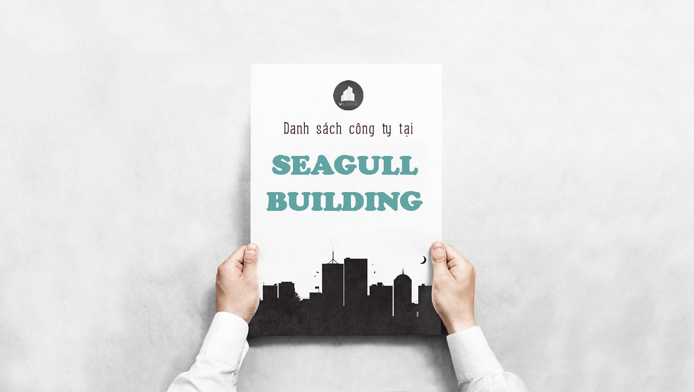 Danh sách công ty thuê văn phòng tại Seagull Building, Trường Sơn, Quận Tân Bình
