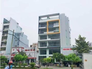 Cao ốc cho thuê văn phòng Golden Luxury Nguyễn Hữu Cảnh, Quận Bình Thạnh, TPHCM - vlook.vn