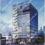 Cao ốc cho thuê văn phòng Mộc Gia Nguyễn Oanh, Quận Gò Vấp, TPHCM - vlook.vn