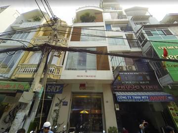 Cao ốc cho thuê văn phòng Nguyễn Ngọc Lộc Building, Quận 10, TPHCM - vlook.vn