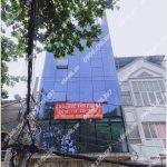 Cao ốc cho thuê văn phòng Núi Thành Building, Quận Tân Bình, TPHCM - vlook.vn