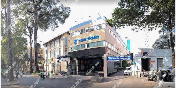 Cao ốc cho thuê văn phòng Tòa nhà Toàn Thắng, Nguyễn Bỉnh Khiêm, Quận 1, TPHCM - vlook.vn