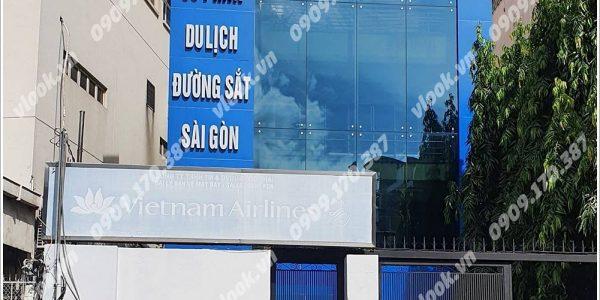 Cao ốc cho thuê văn phòng tòa nhà Building 12C, Trần Phú, Quận 5, TPHCM - vlook.vn