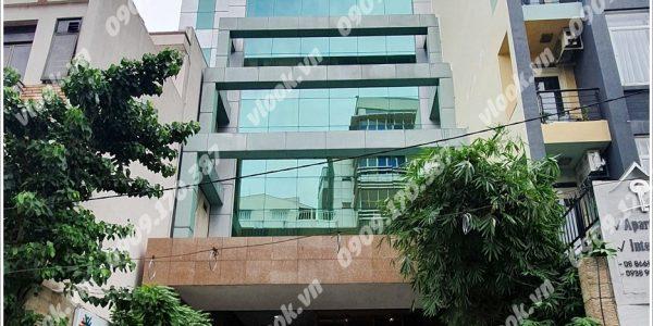 Cao ốc cho thuê văn phòng tòa nhà ADC Building Nguyễn Văn Thủ, Quận 1 - vlook.vn