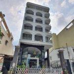 Cao ốc cho thuê văn phòng tòa nhà Building Thành Mỹ, Nguyễn Văn Đậu, Quận Bình Thạnh, TPHCM - vlook.vn