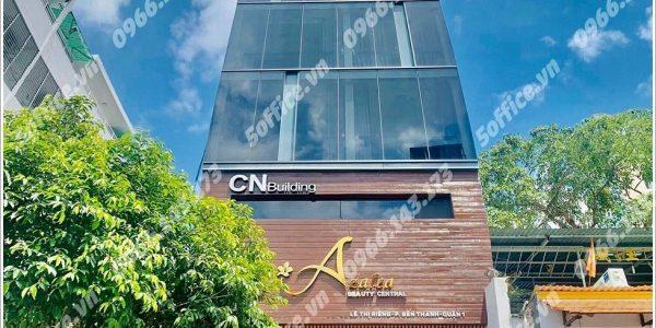 Cao ốc văn phòng cho thuê CN Building, Lê Thị Riêng, Quận 1 TP.HCM - vlook.vn