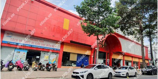 Cao ốc cho thuê văn phòng tòa nhà CT Land 240 Trần Bình Trọng, Quận 5