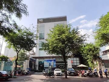 Cao ốc cho thuê văn phòng tòa nhà Đại Nam Group Building, Võ Văn Tần, Quận 3 - vlook.vn
