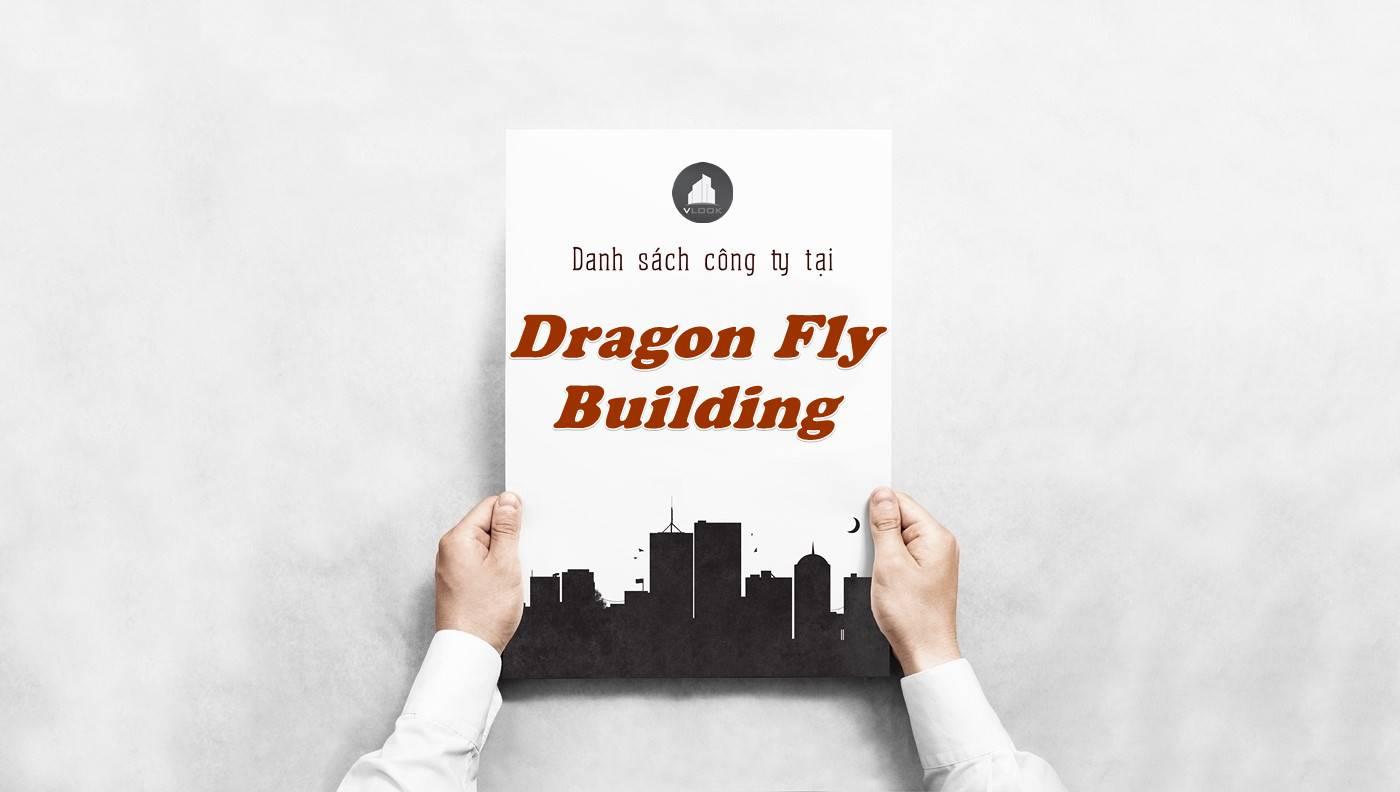 Danh sách công ty thuê văn phòng tại Dragon Fly Building, Quận 1