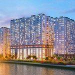 Cao ốc cho thuê văn phòng tòa nhà Green River Building, Phạm Thế Hiển, Quận 8, TPHCM - vlook.vn