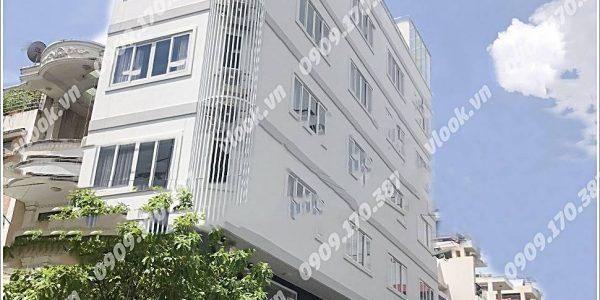 Cao ốc cho thuê văn phòng tòa nhà M.G Building Nguyễn Minh Hoàng, Phường 12, Quận Tân Bình, TPHCM - vlook.vn