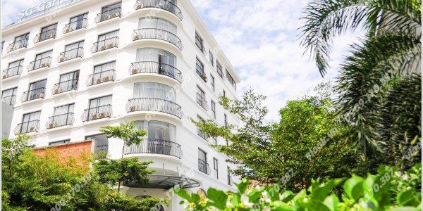 Cao ốc cho thuê văn phòng Saigon Garden Hill, Trần Bình Trọng, Quận Gò Vấp, TPHCM - vlook.vn
