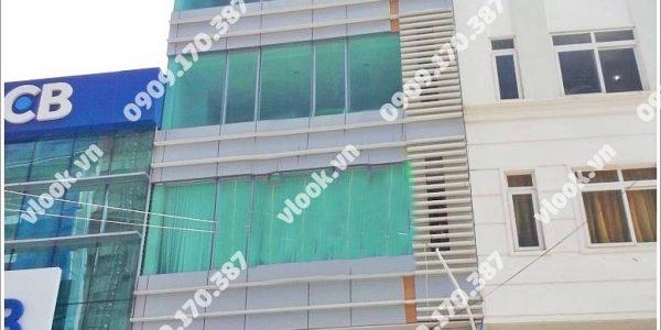 Cao ốc cho thuê văn phòng tòa nhà Saturn Building, Nguyễn Khoái, Phường 2, Quận 4, TPHCM - vlook.vn