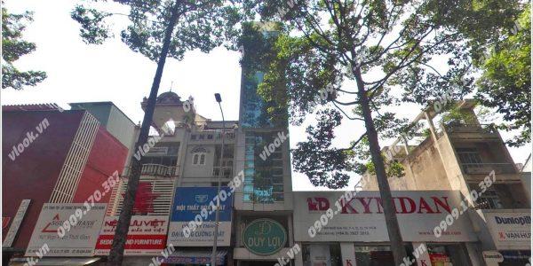 Cao ốc văn phòng cho thuê tòa nhà Duy Lợi Building, Ngô Gia Tự, Phường 4, Quận 10, TPHCM - vlook.vn