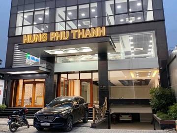 Cao ốc cho thuê văn phòng tòa nhà Hưng Phú Thành Building, Đỗ Xuân Hợp, Quận 9, TPHCM - vlook.vn