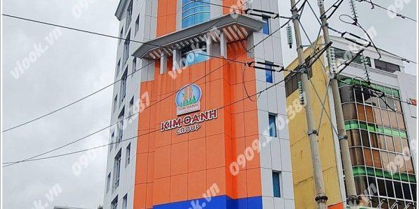 Cao ốc cho thuê văn phòng tòa nhà Kim Oanh Building, Điện Biên Phủ, Quận 1, TPHCM - vlook.vn