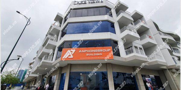 Cao ốc cho thuê văn phòng tòa nhà Lakeview Thủ Thiêm 1, Đường R2, Quận 2, TPHCM - vlook.vn