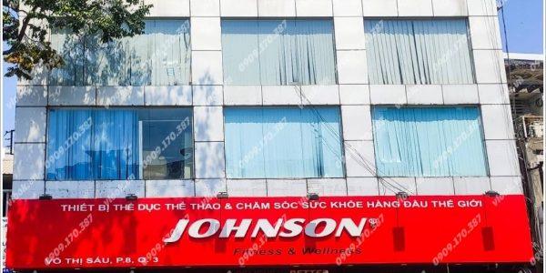 Cao ốc văn phòng cho thuê tòa nhà Pacific Building Võ Thị Sáu, Phường 8, Quận 3, TPHCM - vlook.vn