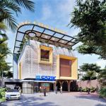 Cao ốc văn phòng cho thuê tòa nhà Sabay Nguyễn Văn Trỗi, Phường 8, Quận Phú Nhuận, TPHCM - vlook.vn